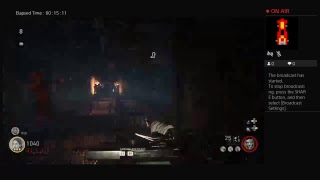 Playing Call of Duty: WWII Zombies