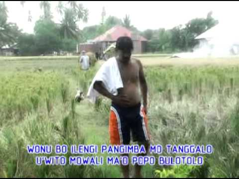 Lagu Gorontalo  2013 Pangimba Kikio video