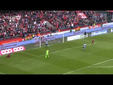 Standard - La Gantoise (7-0) - Le résumé ( Play-Off 2013 )