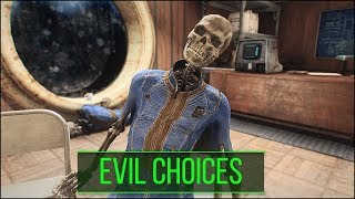 Fallout 4: 5 Evil Things You Can Do and May Have Missed in the Wasteland (Part 3)