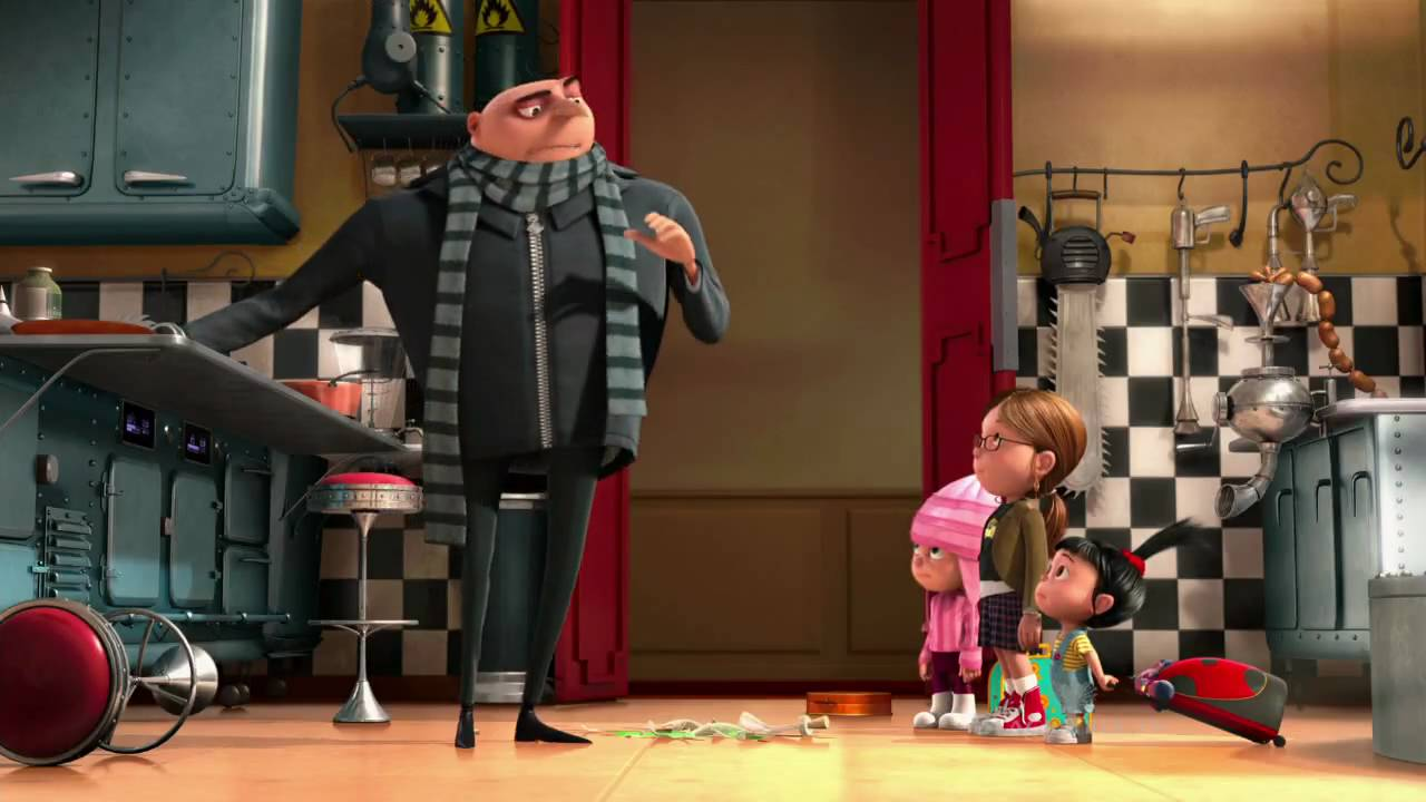 Despicable Me - YouTube
