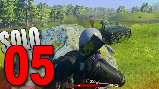 H1Z1 King of the Kill Solo #5 - BEST GAME YET!