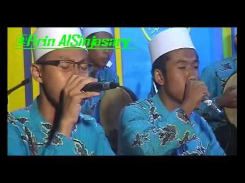 Jabal Rohmah Putra PPQ Nurul Huda Festival AlBanjari