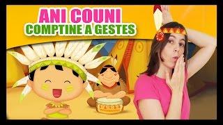 Ani couni chaouani - Comptines à gestes pour les bébés - Titounis