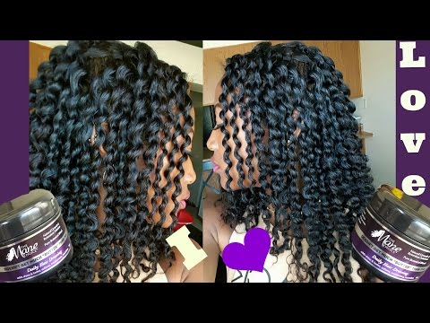 The Mane Choice 3 product review! TWIST OUT!!!