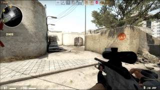 Counter Strike: Global Offensive - 3 Headshots in a row [Pippies]
