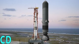 The Biggest Rocket ever Designed? - The Sea Dragon