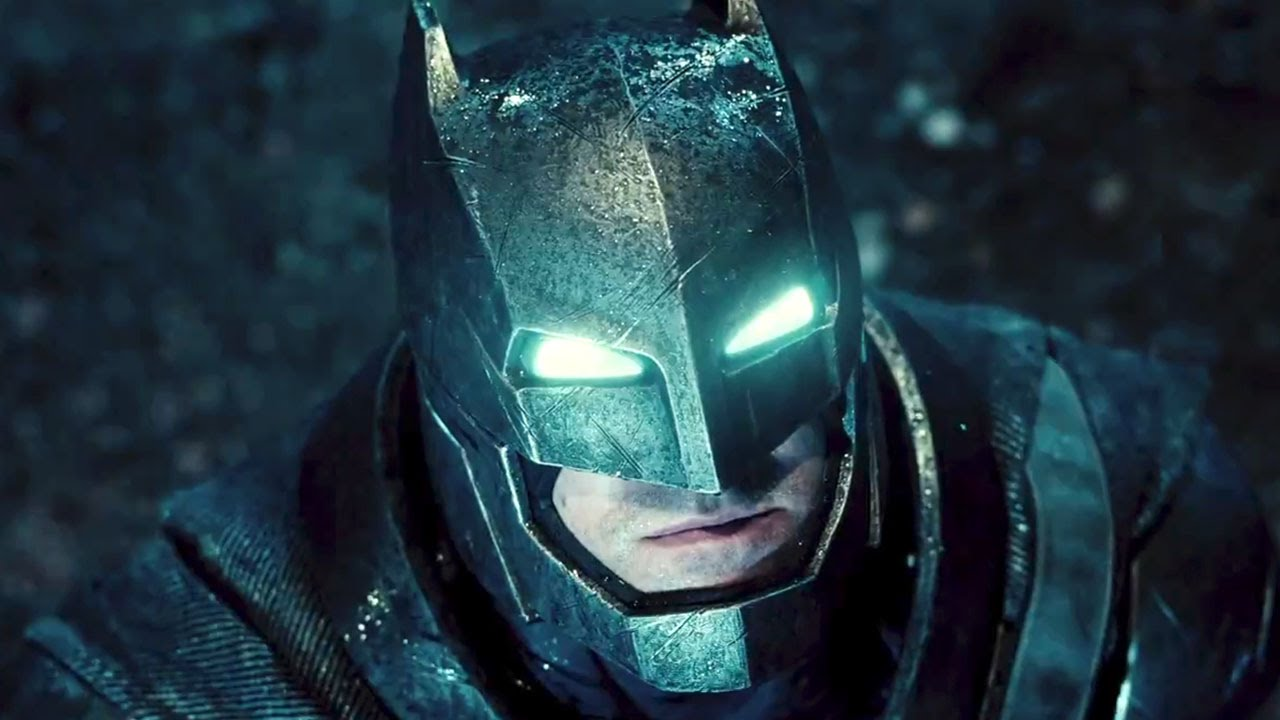 BATMAN V SUPERMAN Bande Annonce HD [1440p]
