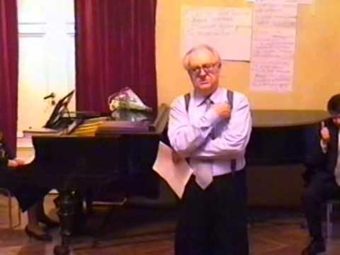 Первый Юбилей  - А.Л. Семенчук  - 50 лет  - 23.10.2002
