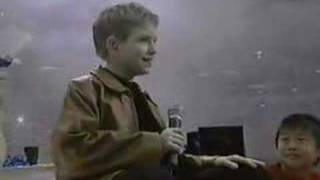 Watch Billy Gilman Rudolph The RedNosed Reindeer video