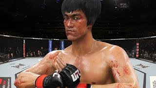 Does Bruce Lee Stand A Chance Against Modern MMA Fighters?