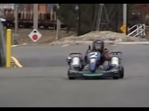 Dalhousie - Air Powered Go Kart