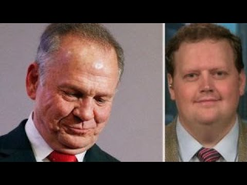 Radio host: Roy Moore is dragging Alabama through the mud