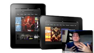 New Kindle Fire HD Analysis
