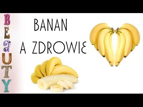 Banan A Zdrowie