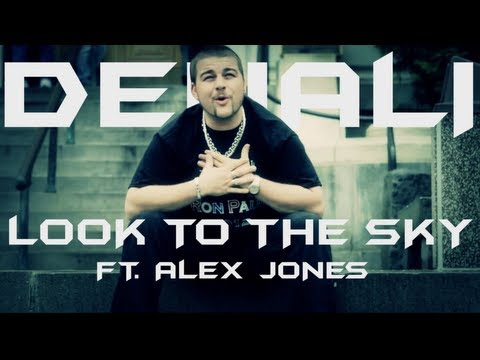 Denali - Look To The Sky Ft. Alex Jones (Official Hip Hop Music Video)