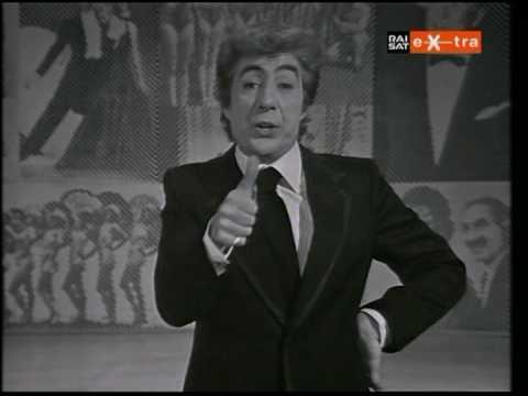 Mina, Raffaella Carrà e Gino Bramieri - LE BARZELLETTE (1974)