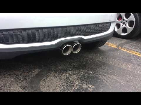2009 Mini Cooper S R56 Borla Exhaust Sound