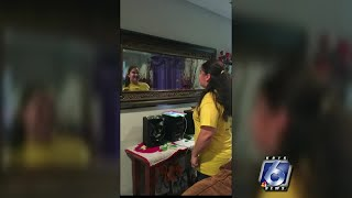 Robstown woman sings her heart out and video goes viral  from KRIS 6 News