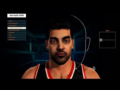 NBA 2K15 - Face Scan Instructional Demo