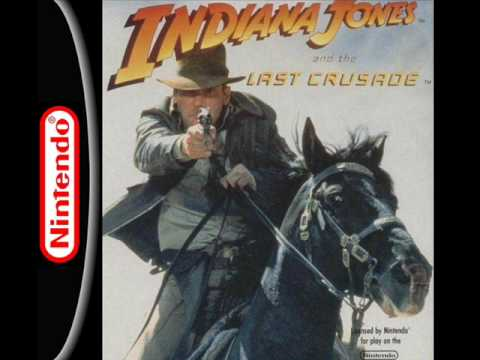 Indiana Jones and the Last Crusade Music (NES) - Last Crusade Theme