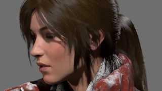 Rise Of The Tomb Raider - The Reconstruction Of Lara Croft