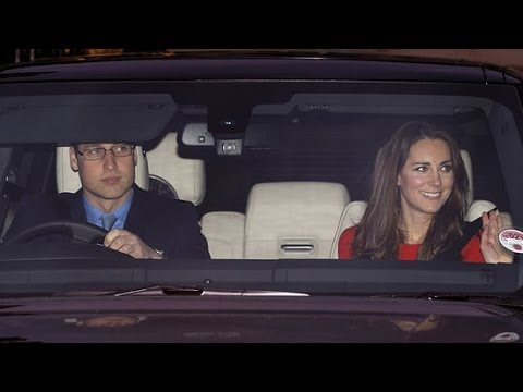 Kate Middleton, Prince George, and Prince William Kick Off Christmas | Royal Report