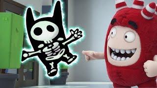 Oddbods: PANIC ROOM   The Oddbods Show   Cartoons for Children by Oddbods & Friends