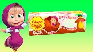 Bolas de Masha y el oso en español Videos de juguetes