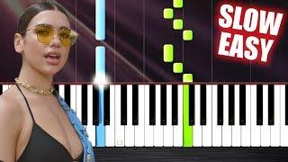 download lagu Dua Lipa - New Rules - Slow Easy Piano gratis