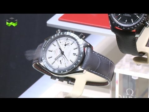 Omega at Baselworld 2014: Interview of the CEO Stephen Urquart