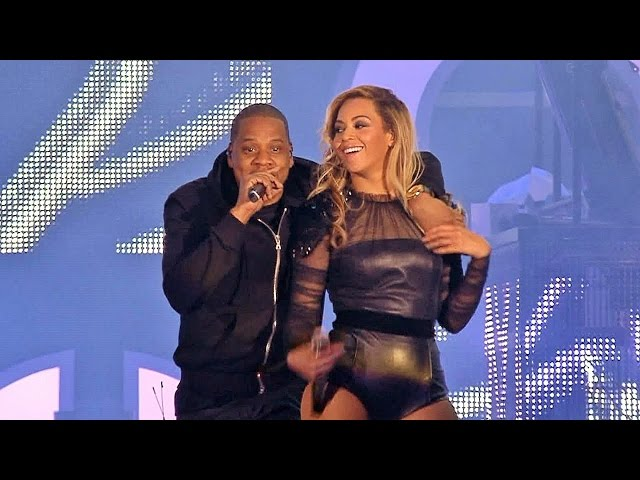 BeyoncГ feat. Jay Z - Crazy In Love amp Single Ladies Live
