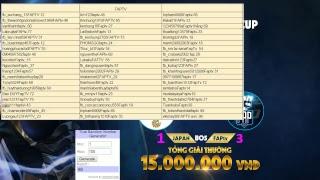 GIẢI ĐẤU ALLIANCE ESPORTS CUP 2018 | 15.000.000 VNĐ