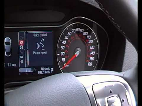 Ford Galaxy 2011 Titanium Powershift Interior