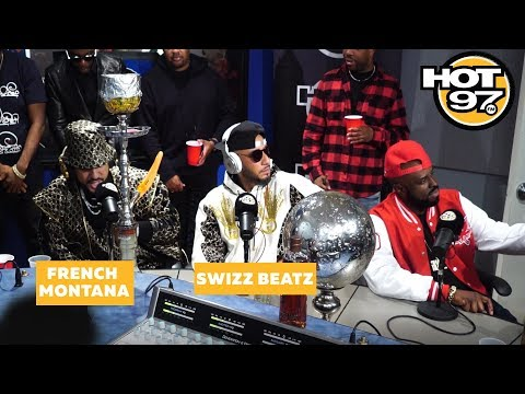 SWIZZ BEATZ & FRENCH MONTANA | Funk Flex | #Freestyle110