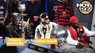 SWIZZ BEATZ & FRENCH MONTANA   Funk Flex   #Freestyle110