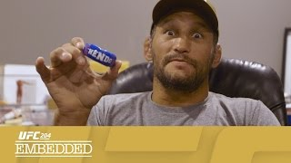 UFC 204 Embedded: Vlog Series - Episode 1