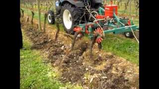 Clemens Radius Grape Hoe Weeder