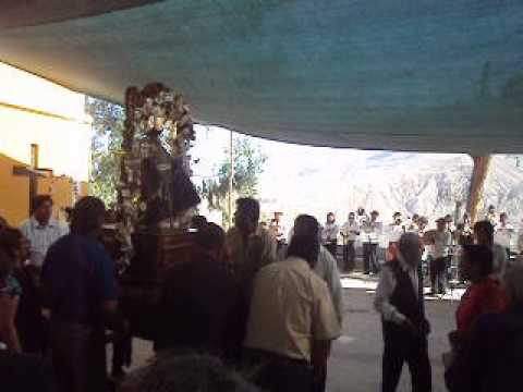 San Francisco de Asís-Chuquibamba 2011