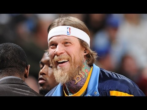 Denver Nuggets Chris Anderson Under Investigation From Internet Child Porn ...
