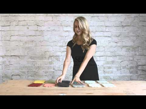 Vintage Storehouse Chalk Based Paint Color Demo