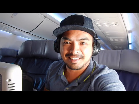 VLOG 5 Malaysia Airlines Business Class MNL-KL Birthday trip MH805