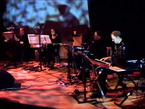 Will Gregory (Goldfrapp) Moog Ensemble