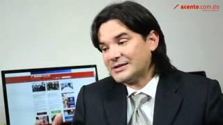 Fauntly Garrido Dominicanos por El Cambio, Entrevista Acento Diario