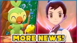 WILD AREA MULTIPLAYER NEWS & MORE GAMEPLAY FOR POKEMON SWORD AND SHIELD!