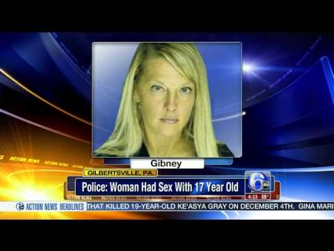 42 Year Old Pennsylvania Soccer Mom Arrested For Having Sex With 17 Year Old Boy video