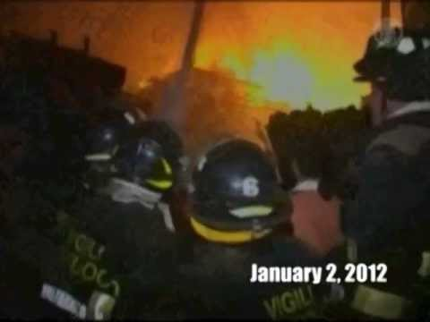 CHILE apocalyptic FIRES Still Burn Jan.6,2011; 6 Fire Fighters Dead: Prediction