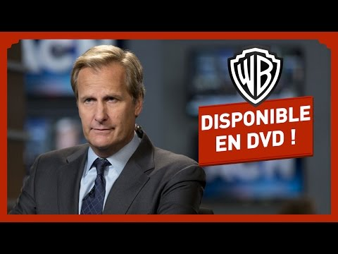 The Newsroom - Saison 2 disponible en DVD - Jeff Daniels / Aaron Sorkin