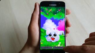 Animated Cat Live Wallpaper for Android Phones and Tablets