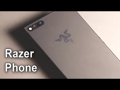 Razer Gaming Mobile Complete Specs And Reviews This Razer Phone is Built For Gamers